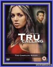 TRU CALLING - COMPLETE SERIES 1 & 2 - BRAND NEW DVD BOXSET