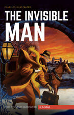 Classics Illustrated Hardback The Invisible Man (H. G. Wells) (Brand New)