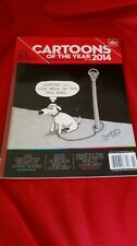 The  New Yorker Magazine Cartoons  of  the  Year 2014  Book No Label