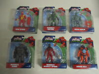 """SPIDER MAN - SINISTER 6 15 cm 6"""" action figures New various available Hasbro"""