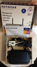 NETGEAR DGN2000 300 Mbps 10/100 Wired & Wireless Router