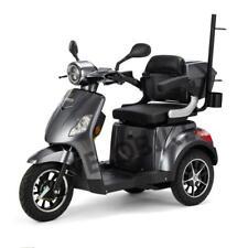 VELECO 3 roues scooter mobilité électrique DRACO 800W