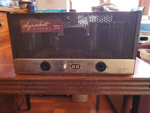 Dynakit Dynaco Stereo~ST-70 Tube Amplifier~Professionally Cleaned & Tested
