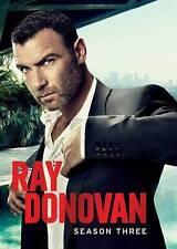 Ray Donovan: Third Season 3 Three, NEW, (DVD 2015, 4-Disc) Fast Shipping!!