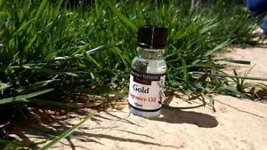aromaterapia ORO GOLD OLIO profumato sensuale essenze oli essenziali bio love