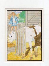 figurina - BARBIE 1989 PANINI - NUMERO 171