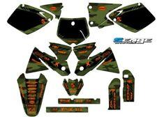 1998 1999 2000 KTM SX 125 250 380 400 520 Graphique Kit Déco Stickers de Moto