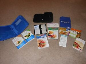 Weight Watchers Deluxe Member Kit 2012 Books and tools