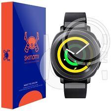 Skinomi (MATTE) FULL BODY Body Skin+Screen Protector For Samsung Gear Sport