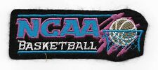 Vintage NCAA Basketball College Sports Collectors Patch - New Old Stock