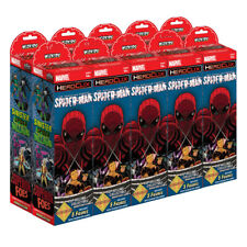 Heroclix The Superior Foes of Spider-Man Booster Brick
