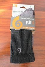 CHAUSSETTE / SOCKS    HIKING TECH LIGHT CUSHION   -- POINT 6  - TAILLE / SIZE S