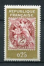 FRANCE 1964, timbre 1414, EXPOSITION PHILATEC, type blanc, neuf**