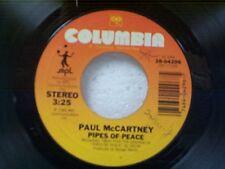 "PAUL McCARTNEY ""PIPES OF PEACE / SO BAD"" 45"