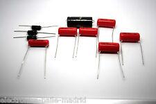 CAPACITOR KIT FOR FENDER PRO-AMP 5D5 MODEL TUBE AMP - AMPLIFIER - AMPLIFICADOR