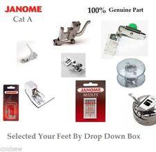 C 200321006 Genuine Part JANOME Sewing Machine BEADING FOOT SET Cat B