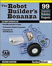 The robot builder's bonanza, second edition, Gordon McComb, McGraw Hill, 2001 ..