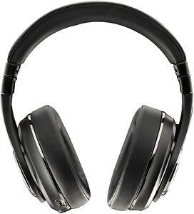 Kicker CushNC Bluetooth Noise-Cancelling Over The Ear Headphones