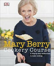 Mary Berry Cookery Course by Berry, Mary Flexibound Book 9780241206881 NEW