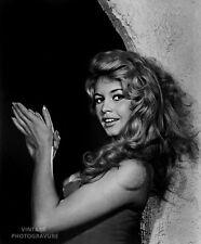 1958 YOUSUF KARSH Vintage DUOTONE Photo 11X14 BRIGITTE BARDOT French Actress