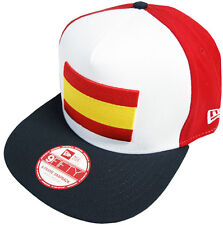 New Era Bandiera Front Spagna Berretto da baseball 9fifty