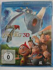 Der 7te Zwerg 3D - Animation sieben Zwerge + der Dornröschen Fluch - Otto Walkes