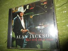 Vintage 2006 ALAN JACKSON Like Red On A Rose CD 300
