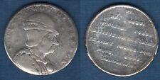 Série des Rois de France - Jeton argent d'époque - Louis XI 1423 - 1483