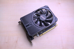 ZOTAC Geforce GTX 1050 Ti Mini 4GB GDDR5 GPU (95% Condition)