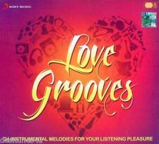 LOVE GROOVES -  BOLLYWOOD INSTRUMENTAL 2 CD SET - FREE POST