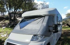 External Thermal Screens For Fiat Ducato 2006 Onwards Motorhome/Campervan
