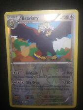 2016 Pokemon Card. 93/114. Uncommon. Braviary.