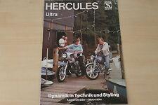 169442) Hercules 125 Military - K 125 S - Ultra II LC - K RLC Prospekt 1982
