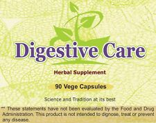 Digestive Care (For Healthy Digestive System) 90 Capsules, 800 mg Each