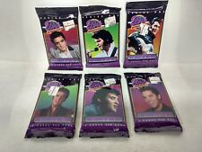 Elvis Presley Collectible The Cards Of His Life 6 Pack Series one hd89