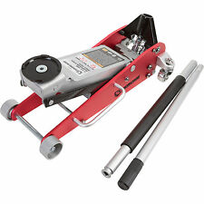 Strongway Hydraulic Aluminum/Steel Quick Lift Service Jack NT84025