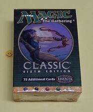 MTG Magic Classic 6th Edition Tournament Pack NEW Sixth Starter Rules