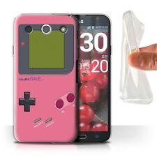 Étuis, housses et coques roses LG Optimus G pour téléphone mobile et assistant personnel (PDA) LG