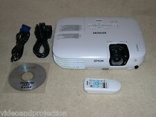 Epson EB-X9 XGA LCD Projector Data/Video/HD-Ready HDTV Powerlite Projector