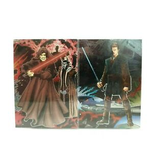 Star Wars Heritage and Evolution Etched-Foil Topp Collectable Trading Cards 2/5