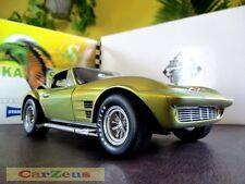 1:18 Exoto, 1963 Corvette Grand Sport Coupe in Standox Suzuka Sun