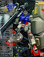 RX-78 GP02A U.N.T.Spacy Tactical Mobile Suit Bandai MG 1:100 GUNDAM Stardust