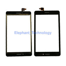 Black For ZTE Trek 2 HD K88 Wi-Fi GSM AT&T ouch Screen Digitizer Glass QC