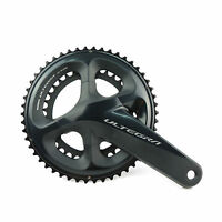 Shimano Ultegra FC-R8000 2 x 11 speed 50-34T 172.5mm Road TT Bike Crankset (OE)