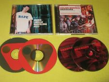 Global Underground James Lavelle Barcelona & House Breaks Sessions 2 CD Albums D