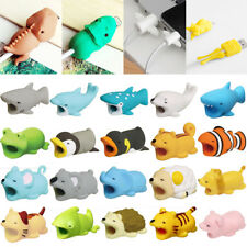 Animal Bites Cable Bite Protector Accessory for Phone Charger Cable Cord Cute