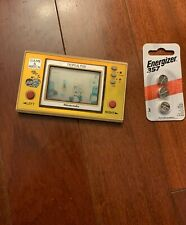 ✅✅✅- Nintendo Game and Watch Tropical Fish Tested and Working  TF-104 1985
