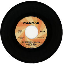 """LANCE LE GAULT  """"I'M BREAKING THROUGH c/w ROCK-A-BYE BABY""""   DEMO  NORTHERN SOUL"""