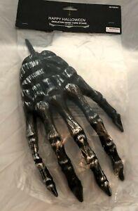 Happy Halloween Skeleton Hand Yard Stake