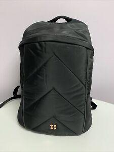 Sweaty Betty High Performance Running Black Backpack Rucksack Bag